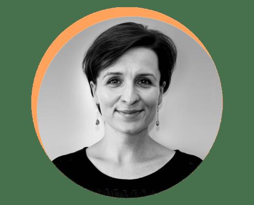 Marta Jaroszewicz- psychoterapeuta