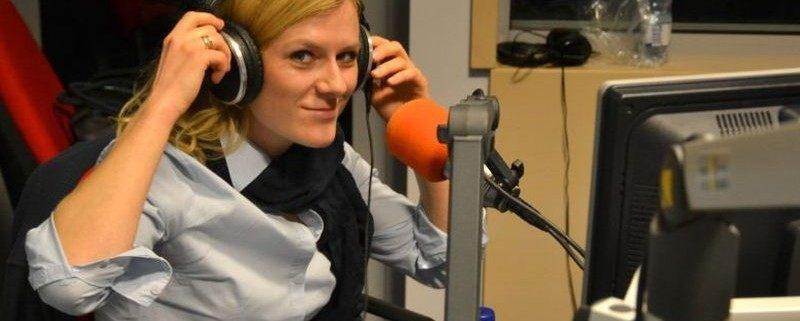 Marta Mauer-Włodarczak w Radio Plus
