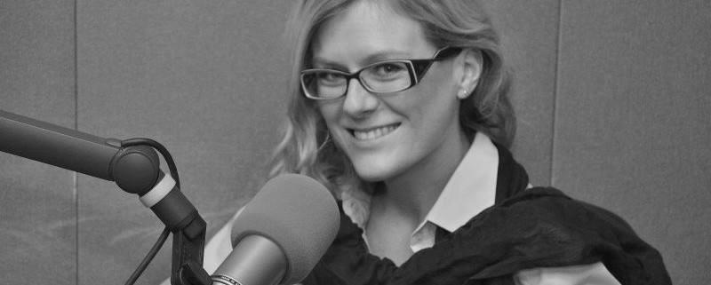 Marta Mauer-Włodarczak w Radio TOK.FM