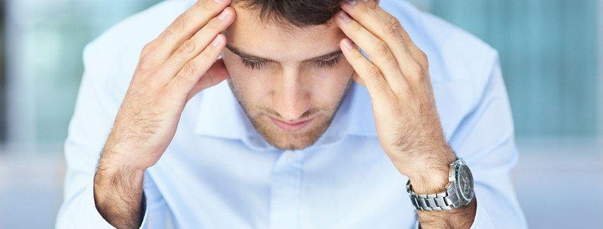 Depresja u mężczyzn Sensity.pl