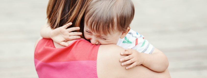 Lęk separacyjny u matki i dziecka - jak sobie z nim radzić?