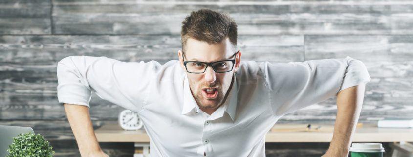 Wybuch, atak, napad złości - jak sobie z nimi radzić?