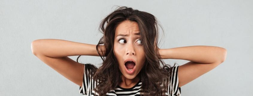 Tłumienie emocji - czy warto zamrażać emocje zanim wybuchną?