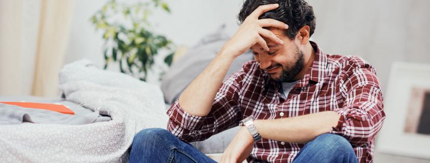 Cierpienie ojców po poronieniu. Jak sobie poradzić z tym bólem?