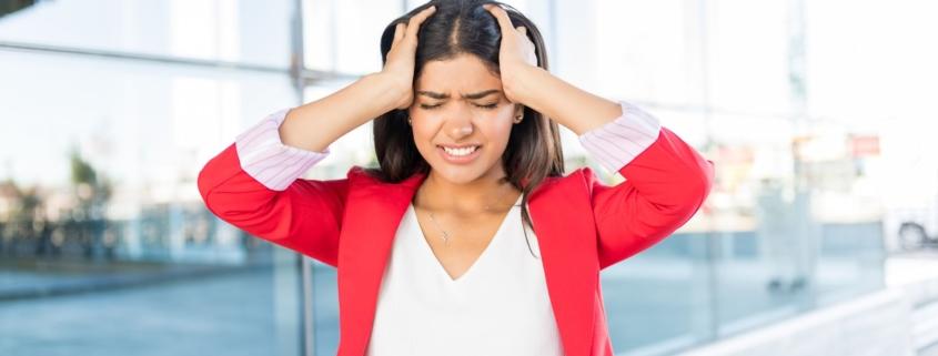 Nie panuje nad nerwami. Ciągła agresja, autoagresja - to mnie przerasta. Co robić?
